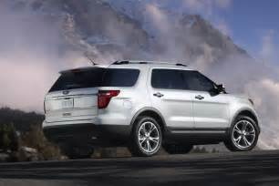 Ford Explorer 2011 Price 2011 Ford Explorer Prices Start At 28 190 Autotribute