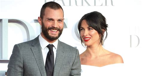 who is amelia warner 5 things to know about jamie dornan jamie dornan amelia warner and wife view image jamie