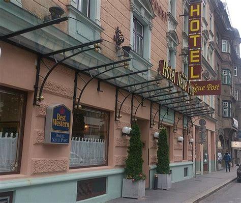 best western innsbruck innsbruck best western hotel neue post picture of