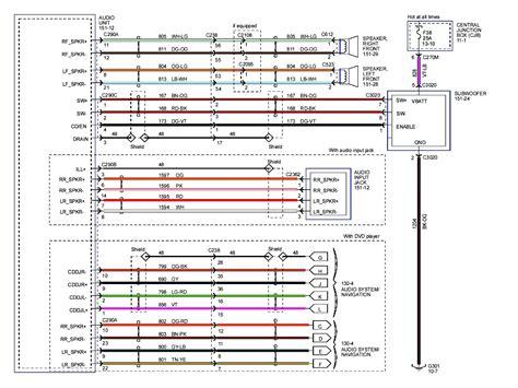 2005 Honda Crv Radio Wiring Diagram Wiring Solutions