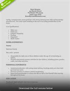 Caregiver Resume Skills How To Write A Perfect Home Health Aide Resume Examples
