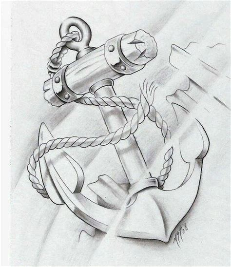 anchor pattern drawing 17 best images about anchor tattoos on pinterest anchor