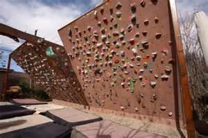 Rock Climbing Wall For Backyard How To Build A Sweet Climbing Wall Steph Davis High Places