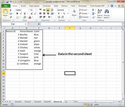 tutorialspoint excel cross referencing in excel 2010