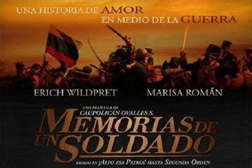 memorias de un soldado premiere del film venezolano memorias de un soldado