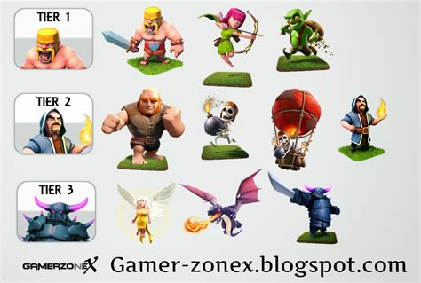 clash clans troops clash of clans troops wallpaper