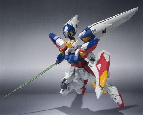 wallpaper gundam toys robot damashii side ms wing gundam zero official