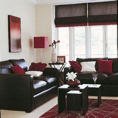 chocolate brown and red living room 1000 images about home decorations on pinterest brown