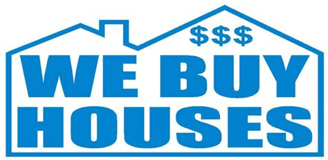 we will buy your house we buy houses signs are they for real