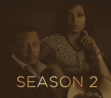 empire tv show renewed for season 2 empire tv show on fox season 2 canceled renewed tv