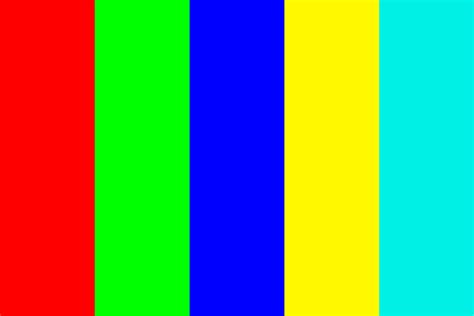 Blue Yellow Colors green blue yellow cyan color palette