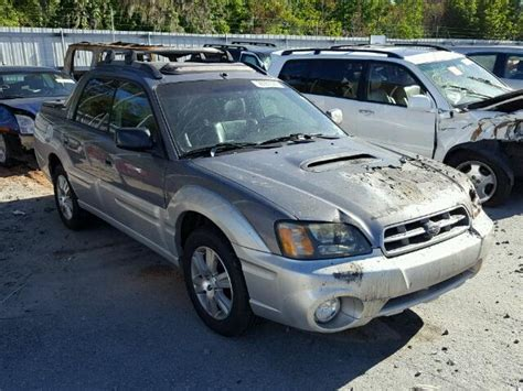 service manual 2005 subaru baja engine factory repair manual service manual 2003 subaru baja sale ended on lot 28351027 2005 subaru baja turbo 2 5l greensalvage