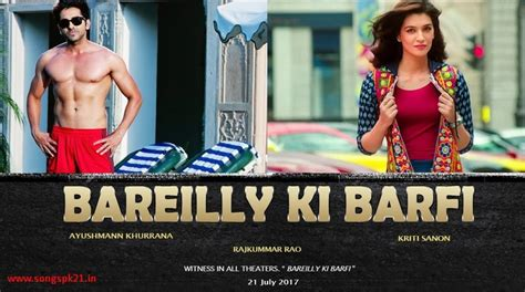 download mp3 from bareilly ki barfi bareilly ki barfi 2017 hindi movie mp3 song free download