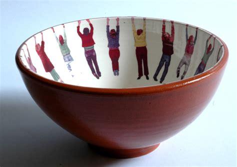 bowl designs hanging people breakfast bowl designboom com