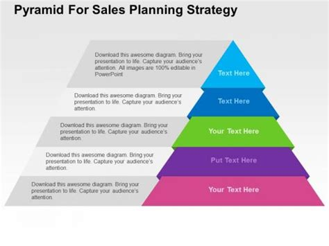 sales strategy template ppt enom warb co