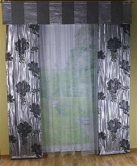 gardinen grau beige gardinen deko 187 gardinen querbehang modern gardinen