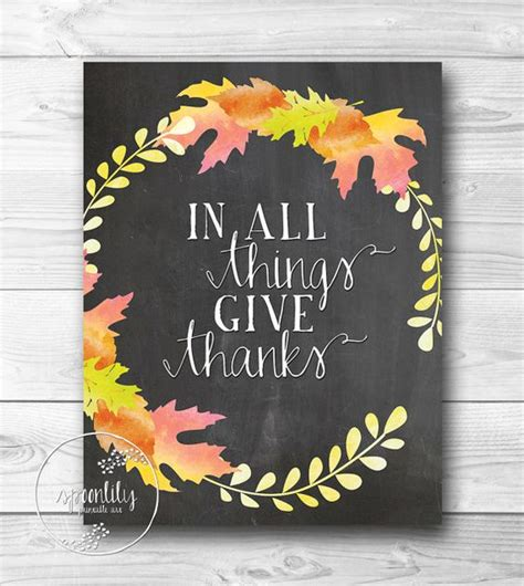 thanksgiving printable wall art thanksgiving wall art prints and art prints on pinterest