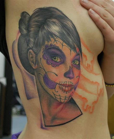 sugar girl tattoo designs 40 day of the dead designs for inspiration