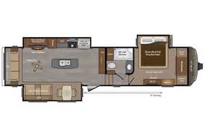 5th wheel floor plans 3611rl keystone montana 2016 5th wheel floor plan