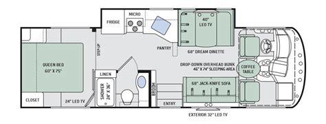 rv floor plans class a thor ace 29 2 wiring diagram wiring diagram schemes