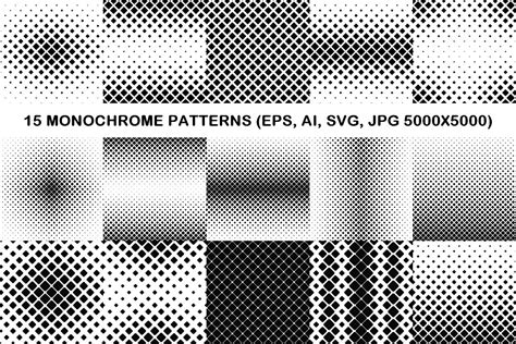 svg pattern jpg 15 square patterns eps ai svg jpg 5 design bundles