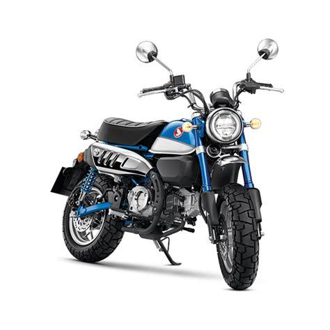2019 Honda 125 Monkey by Honda Monkey Bike 2019 Version Adventure Rider