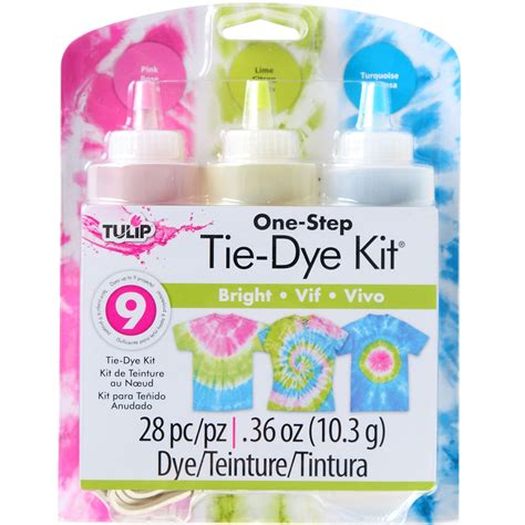 tulip one step tie dye kits shop ilovetocreate