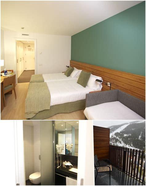 hotel en andorra con en la habitacion alojamiento en andorra con ni 209 os piolets park spa hotel