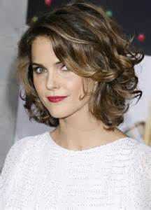 Will take a bit of styling to get these polished curls but this cut