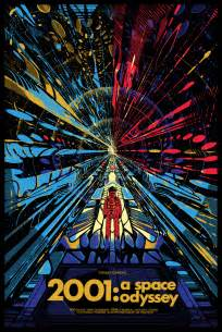 geek art gallery posters a space odyssey