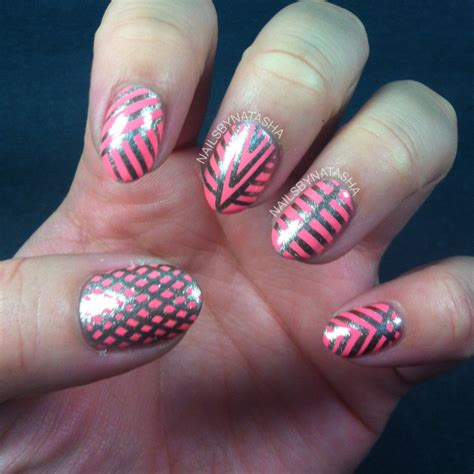 cool easy nail designs with trend manicure ideas