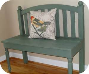 my bench headboard bench house of 34