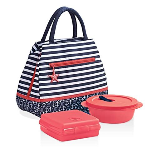Lunch Keeper Set With Bag search results for htons lunch set tupperware