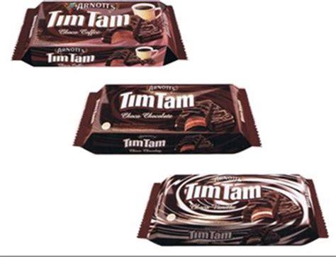 Tim Tam Wafer Chocolate 77 5g tim tam chocolate biscuits from cv indo snny b2b