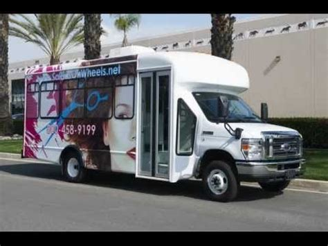 salon conversion by quality coachworks llc located