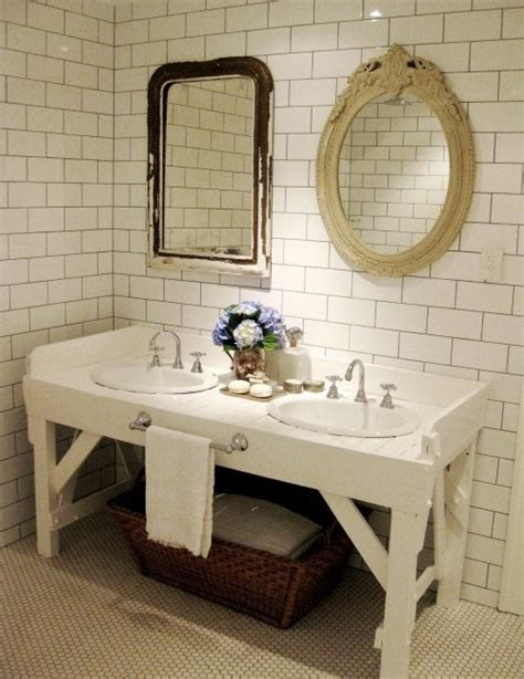 vintage looking bathroom vanities how to find and restore vintage bathroom fixtures