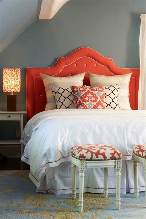 gray and coral bedroom ideas decorating with coral ideas inspiration