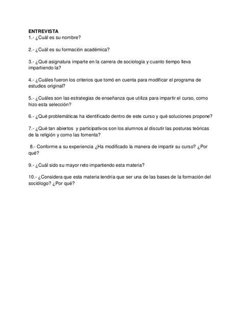 preguntas abiertas para una entrevista a una maestra preguntas para el profesor