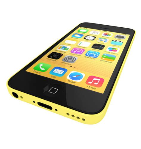 iphone yellow apple iphone 5c 32gb yellow rpshopee