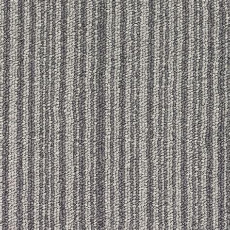 teppich grau gestreift desso essence stripe carpet tiles b173 9506 light grey