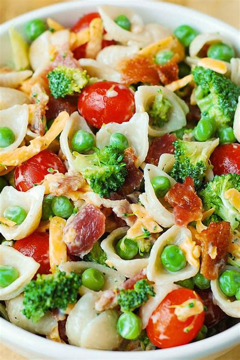 pasta salad with bacon 40 best pasta salad recipes
