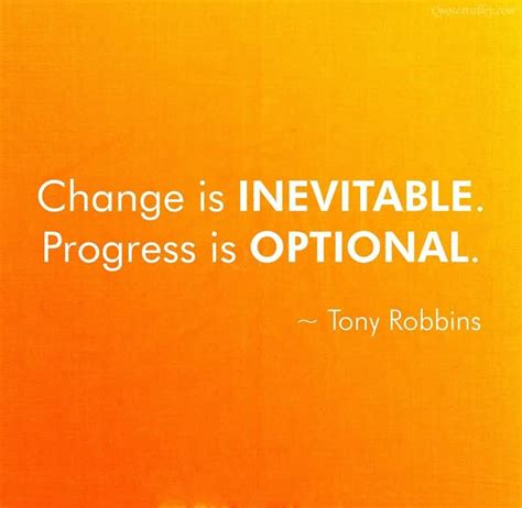 Inevitable Change by Progress Quotes Sayings Pictures And Images
