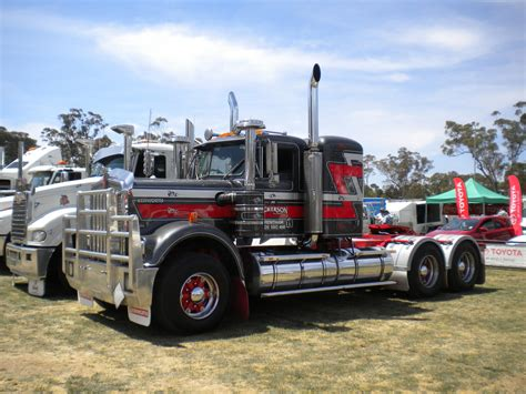 a model kenworth trucks for sale hickerson kenworth w model jim hickerson s tidy kenworth