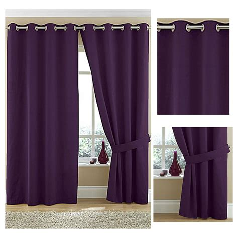 lined ring top curtains twill lined ring top curtains 100 cotton plain dyed