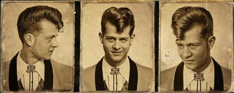 teddy boy hairstyle quiff cool men s hair