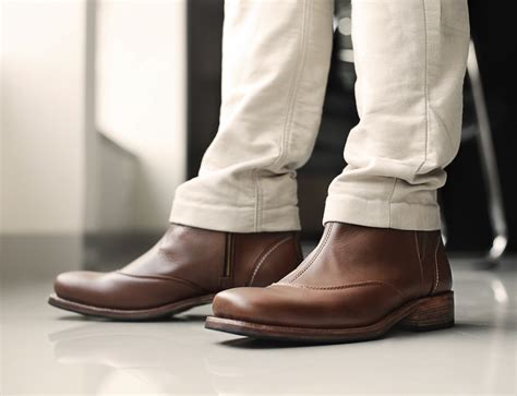 Handcrafted Leather Boots - orca leathercraft handcrafted leather boots shoes