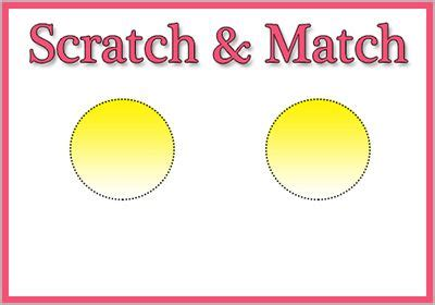 football scratch card template 61 best printable templates images on