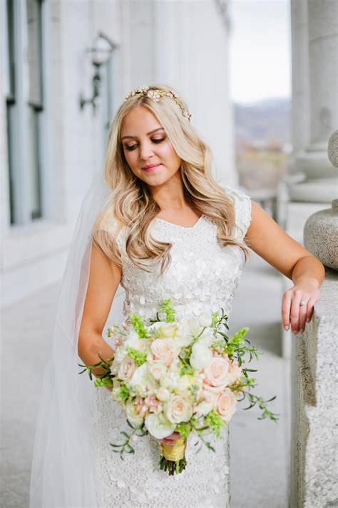 Bridal Wedding by Alta Moda Bridal Real Alexia