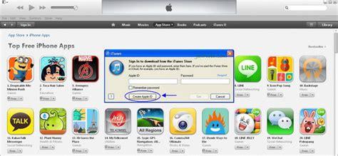 cara membuat apple id app store cara membuat apple id melalui itunes jeripurba com