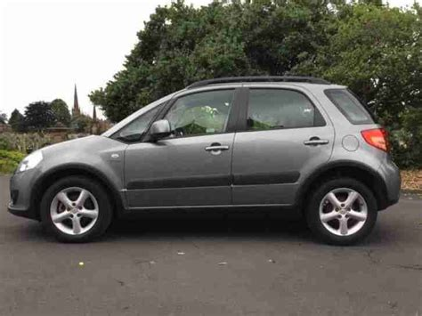 parkview skoda suzuki 59 sx4 ddis grey 42000mls diesel car for sale